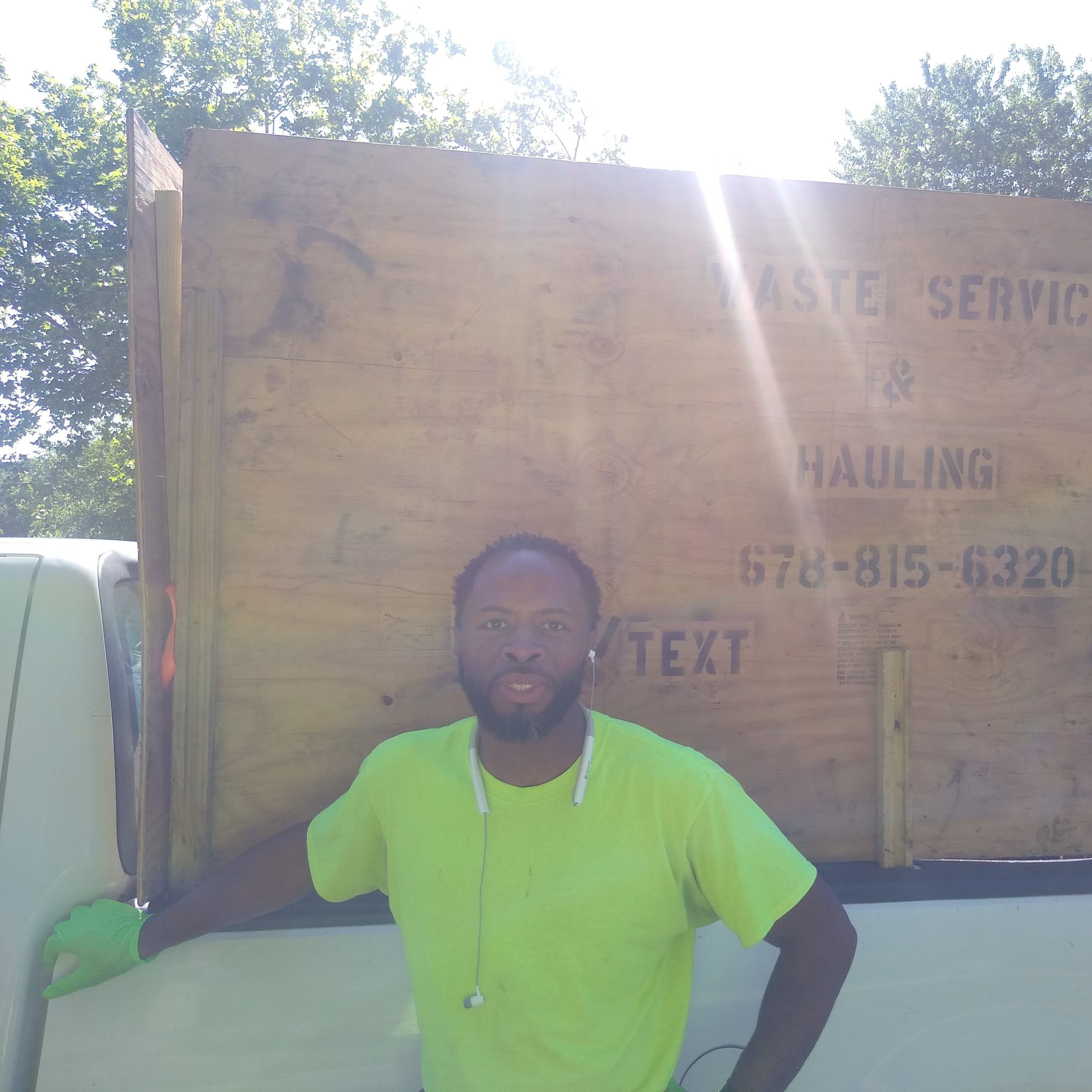 JENX WASTE SERVICES AND HAULING