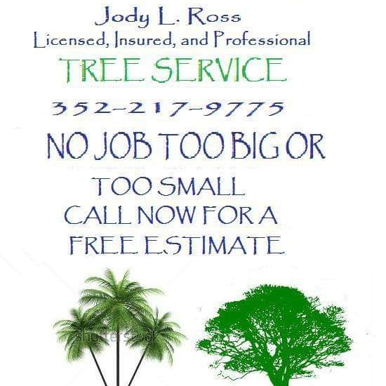 Jody L. Ross Tree Service