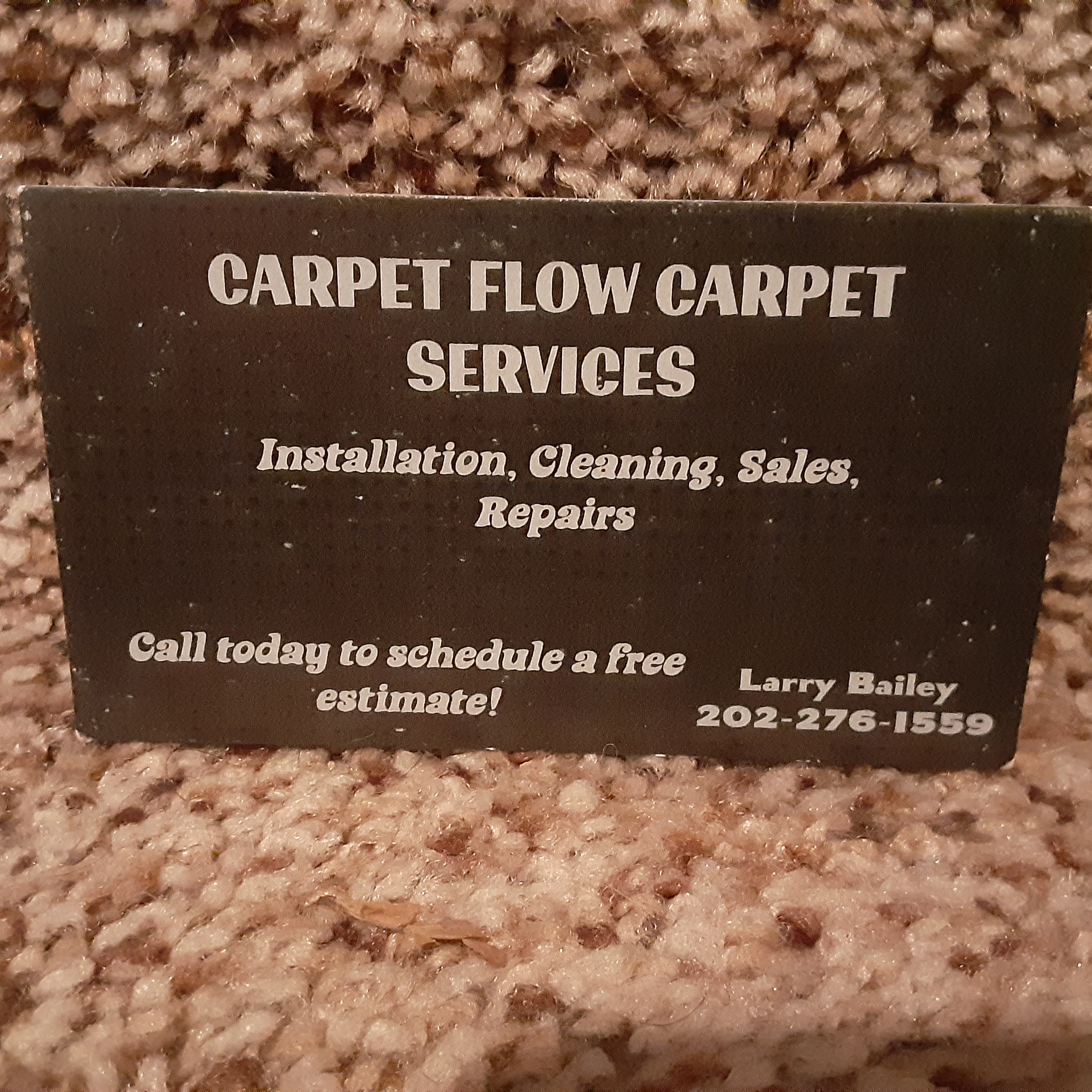 Carpet Flow Flooring services