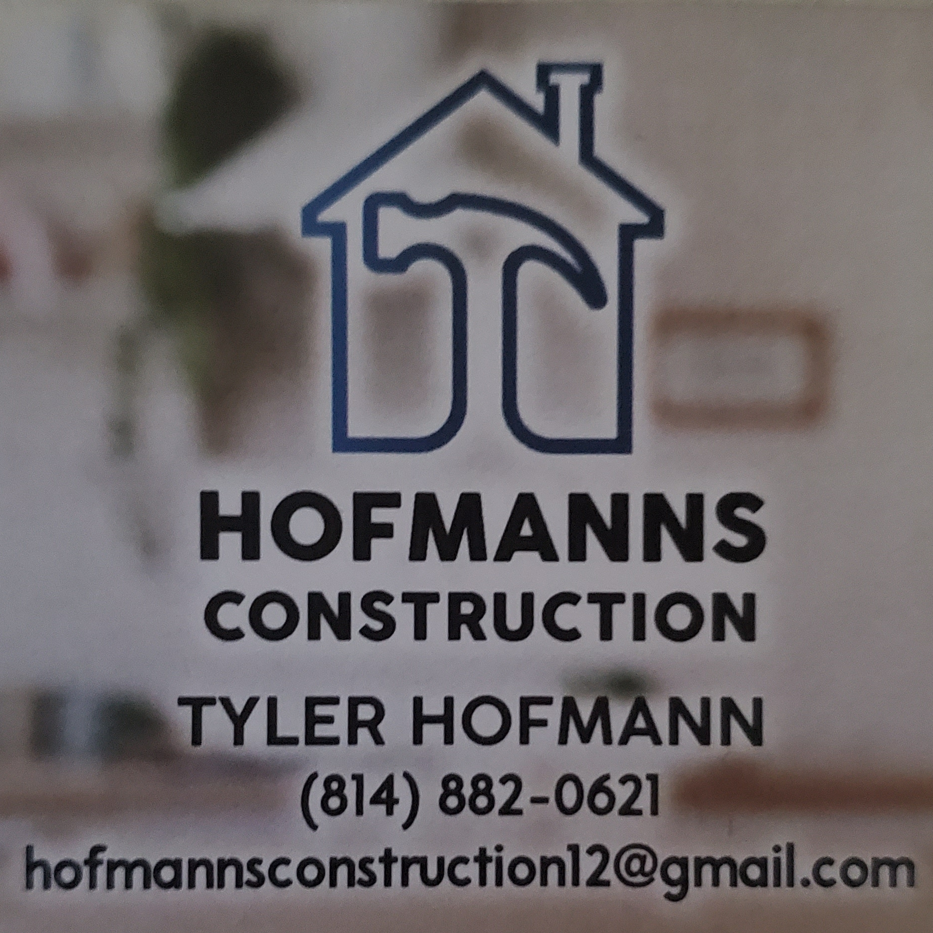 Hofmann Construction