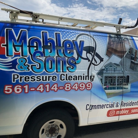 Mobley & Sons Pressure Cleaning