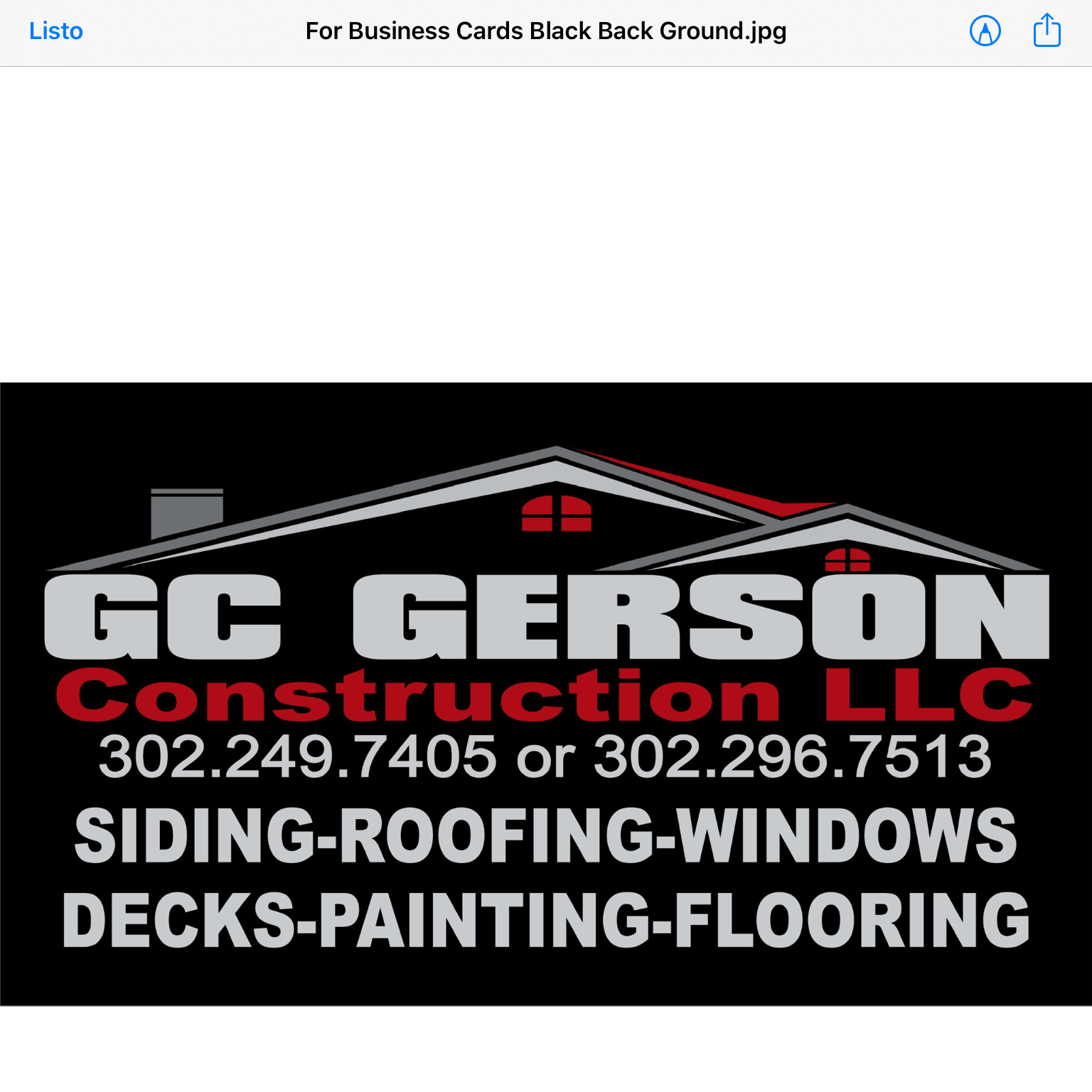 Gc Gerson Construction LLC