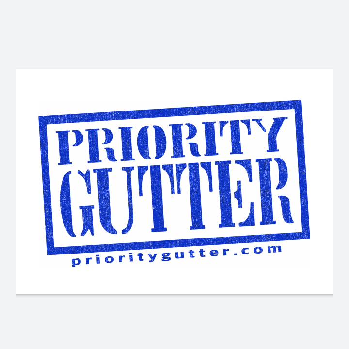 Priority Gutter Cleaning