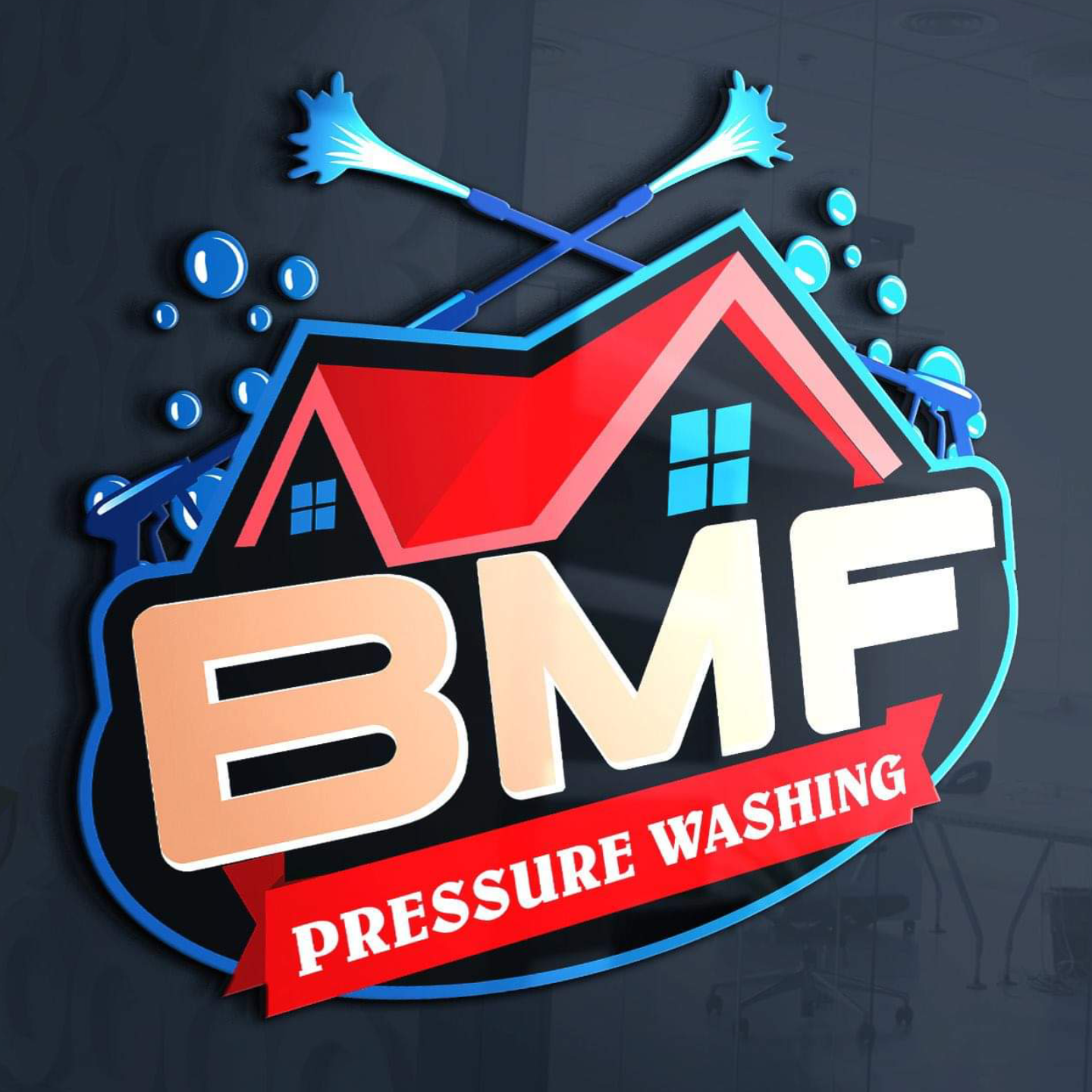 BMF Pressure Washing