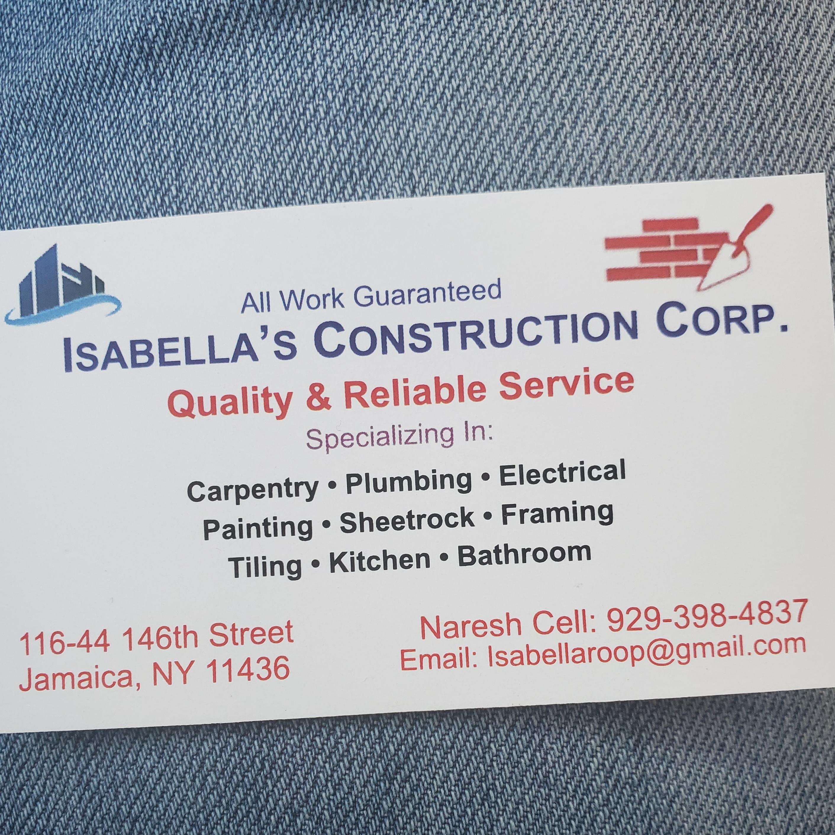 Isabella Corp