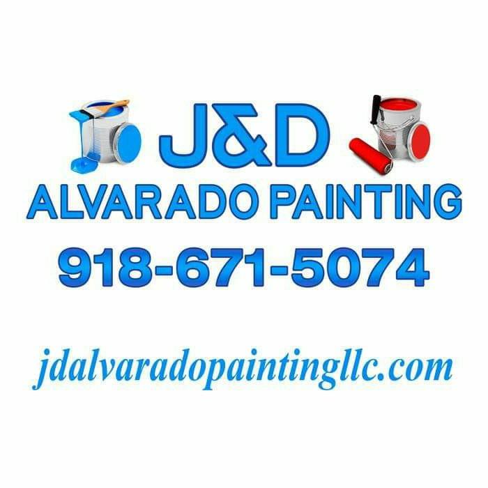 J&D Alvarado painting