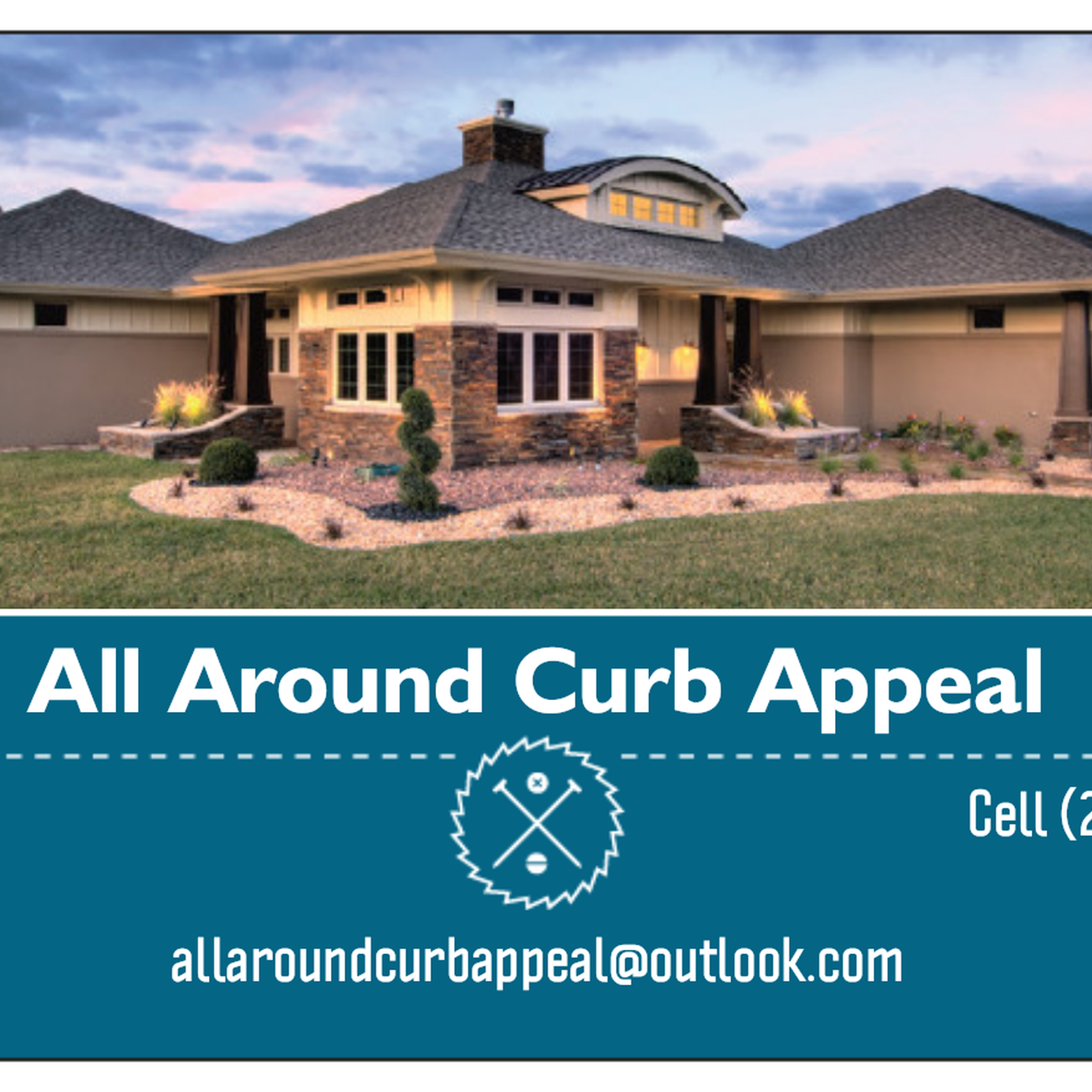 All Around Curb Appeal