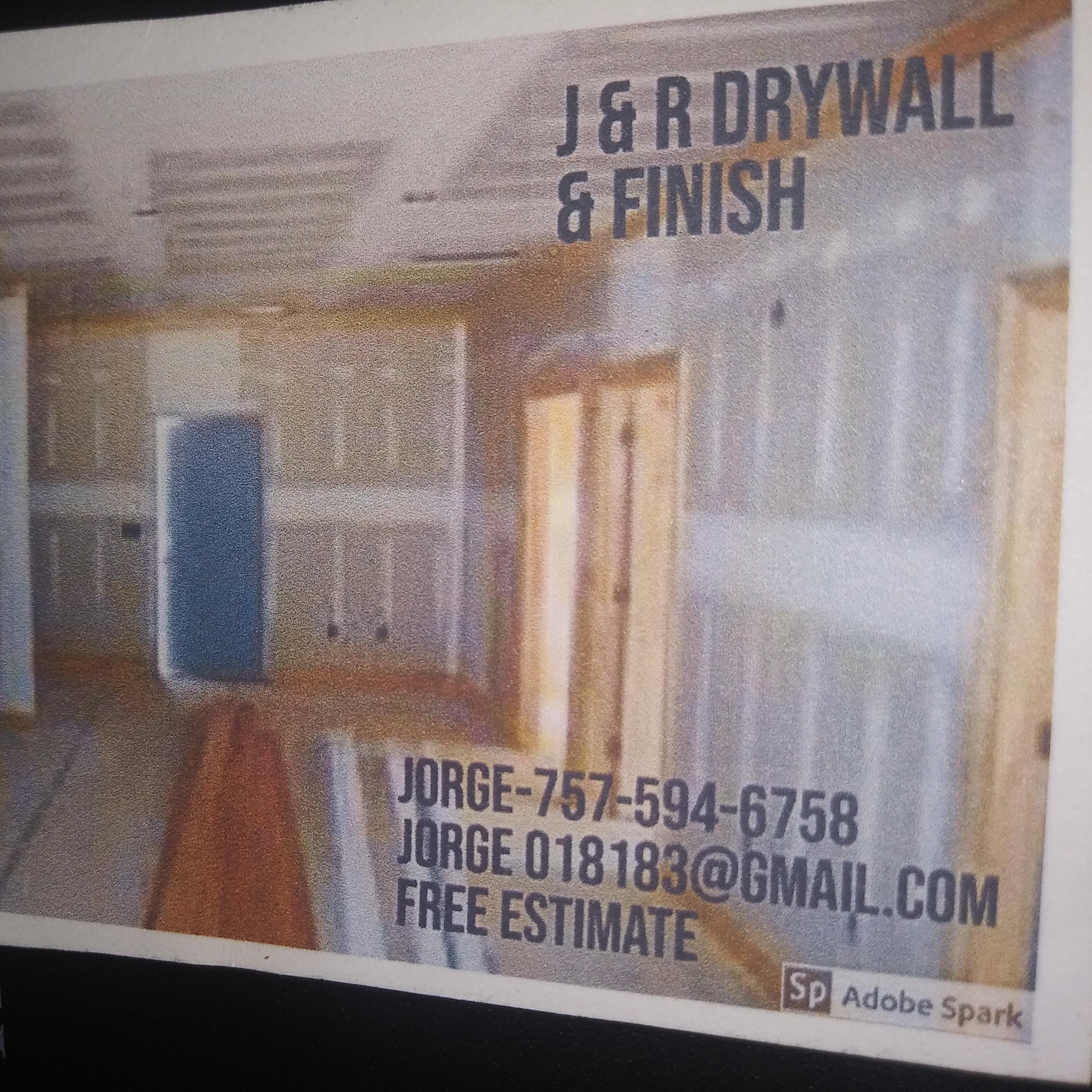 J & R Drywall & Finish